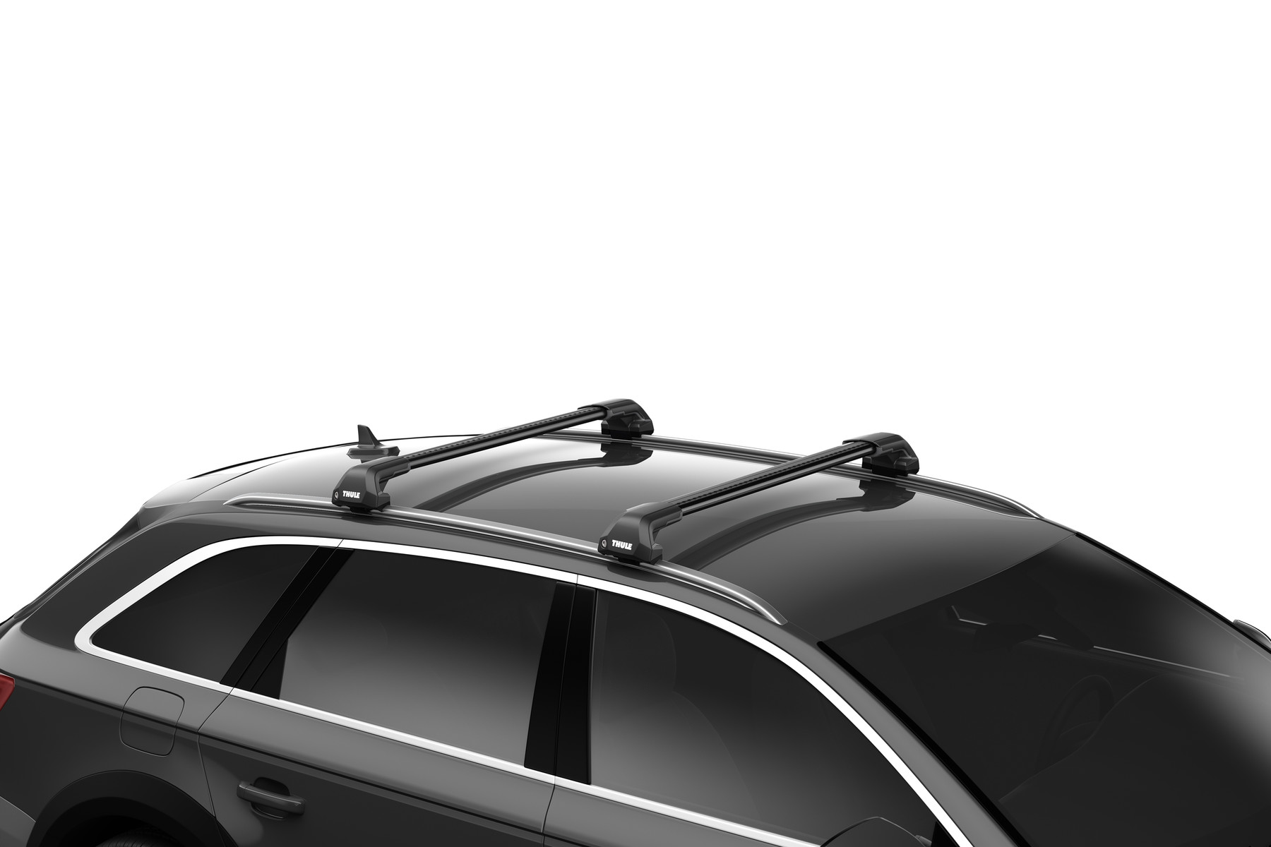Thule WingBar Edge Black