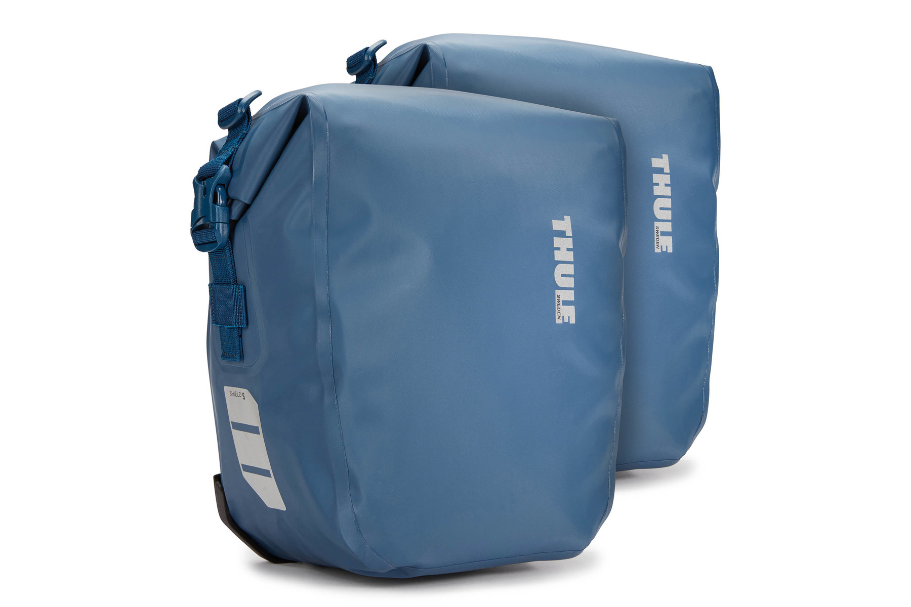 Thule Shield Pannier Small 3204206 blue TSP2213 pair