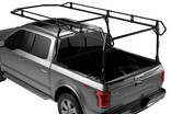 Thule TracRac Universal Steel Rack 91000 on car