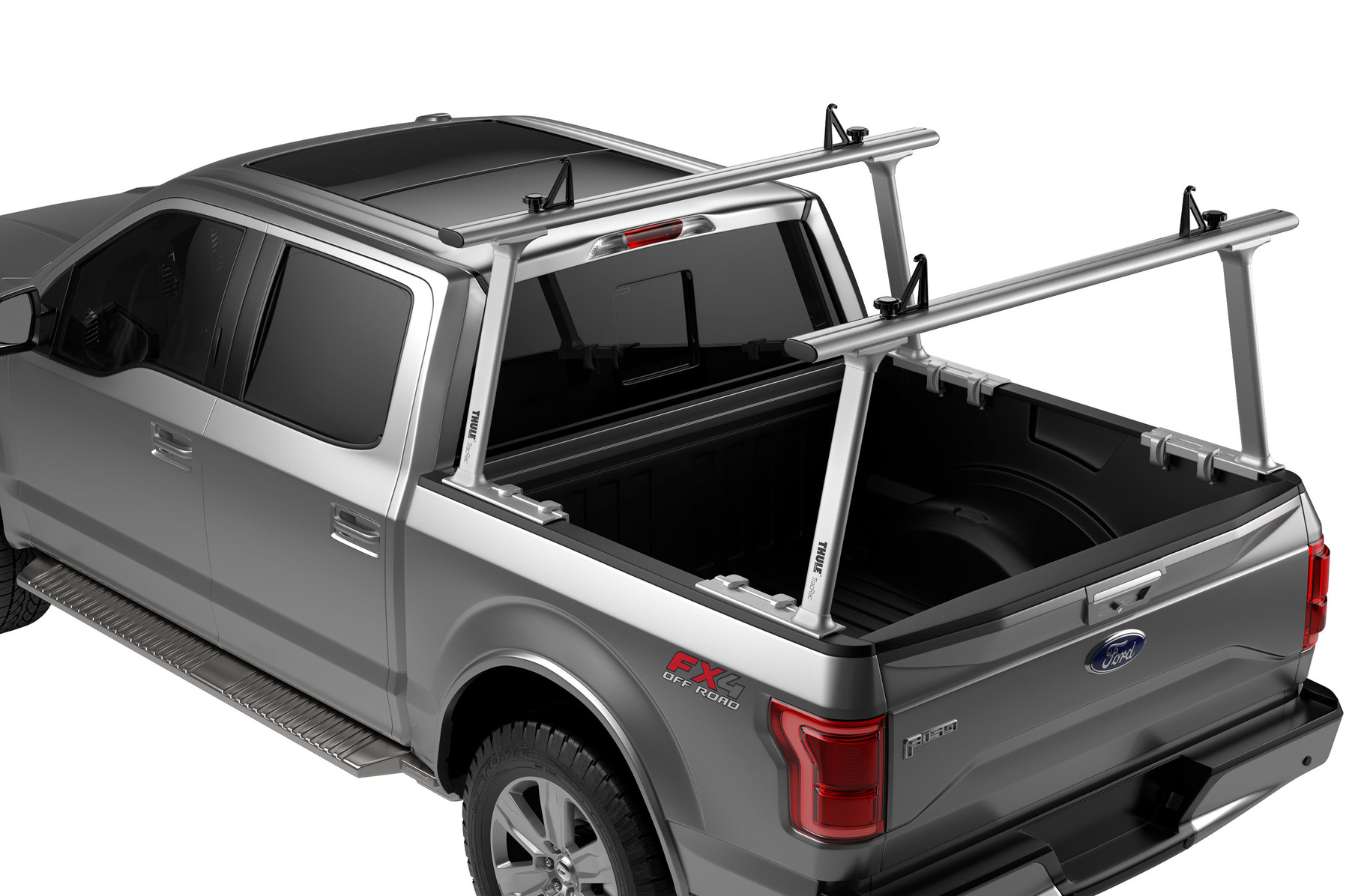 Thule Truck Bed Rack >> Thule Tracrac Tracone