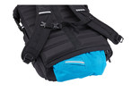 Hideaway rain cover in Thule Pack 'n Pedal Commuter Backpack