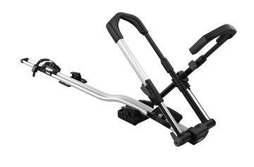 rack euroway tow ball thule carrier car bike