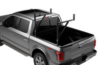 Thule TracRac Contractor Steel Ladder Rack 14750 on car