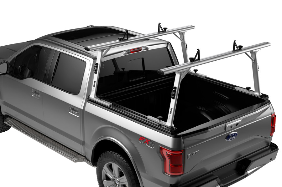 racks thule hqdefault bike bed video rack ors pickup watch direct by rider review truck