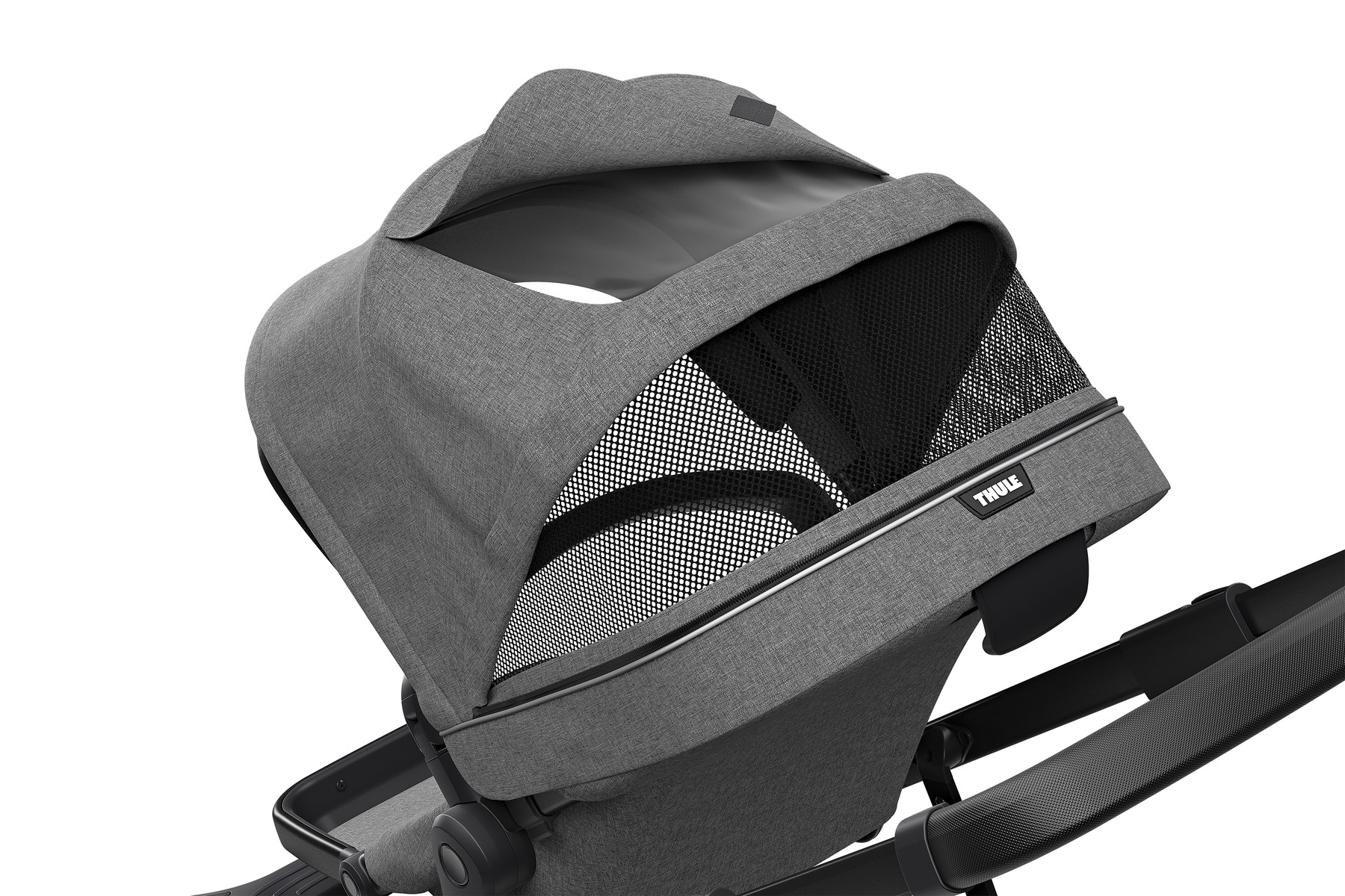 Thule Sleek Grey Melange/Black