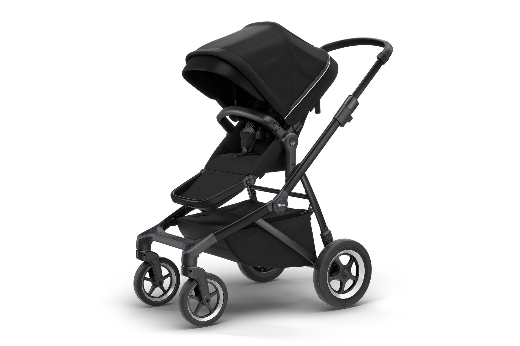 Thule Sleek Midnight Black-on-Black