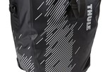 Thule Shield Pannier detail - reflective elements