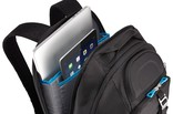 Laptop compartment of Thule Crossover Backpack 32L