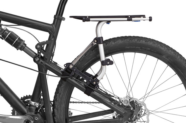 Thule Pack 'n Pedal Tour Rack on rear