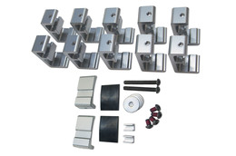 Thule TracRac TracONE Accessory Mount Kit with Toolbox Mount - Toyota Tacoma 2005-2015