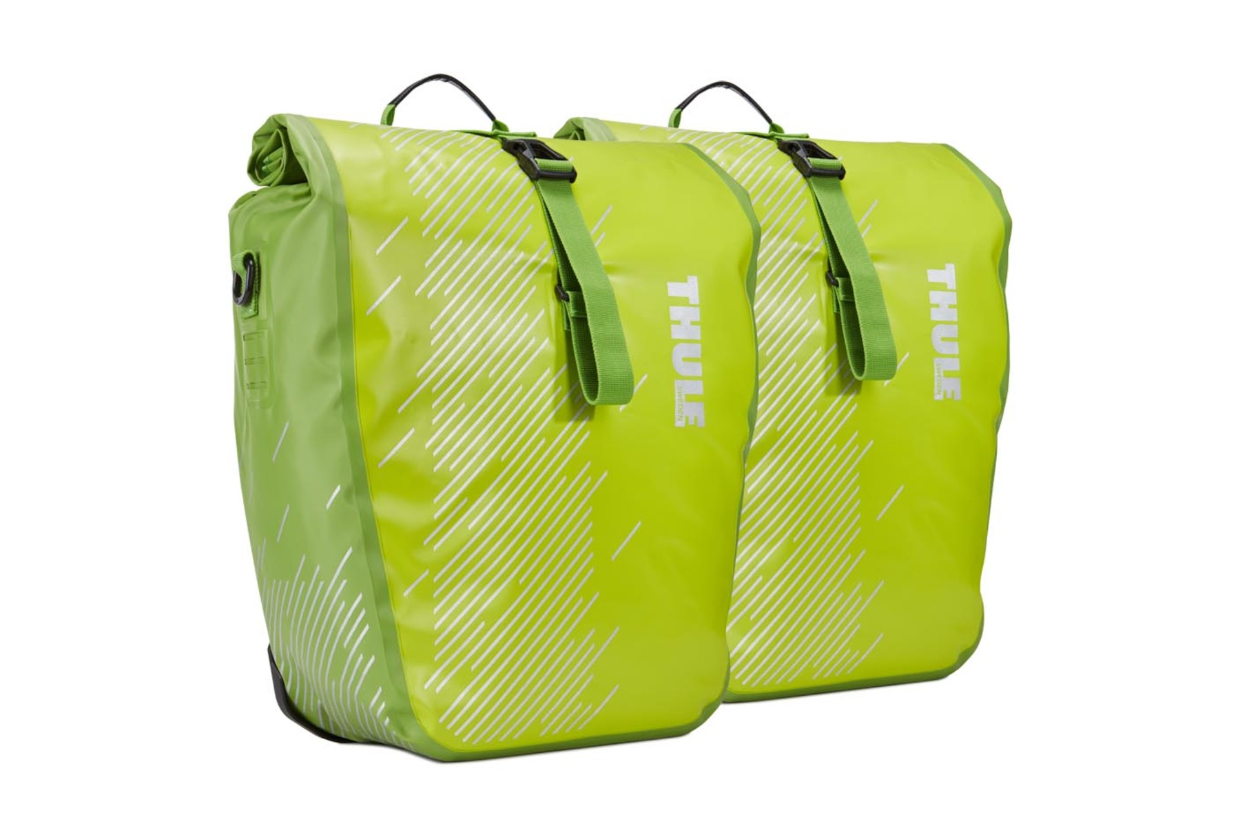 Thule Shield Pannier Large Chartreuse