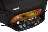 Thule RoundTrip Bike Duffel Black 3204352 front pocket