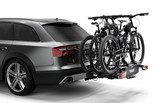 Thule EasyFold XT 3 bike on car 934100