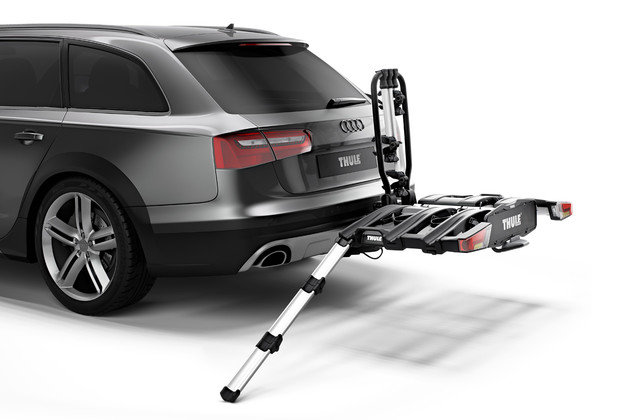 Thule EasyFold XT on car 9334