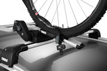 Thule Wheel Strap Locks in use 9860