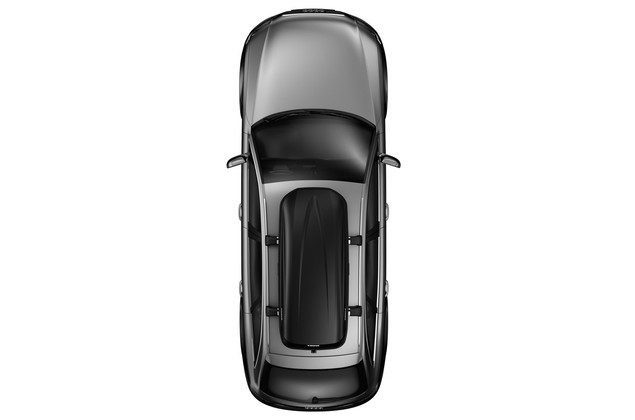 Thule Pulse L 615 from above