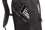 Thule UpTake 12L exterior zippered pocket