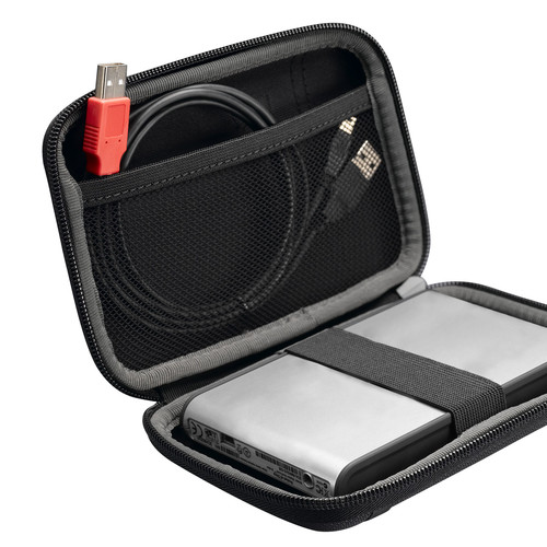 33be5843c Case Logic Compact Portable Hard Drive Case - Case Logic