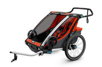 Thule Chariot Cross 2 Roarange/Dark Shadow