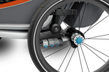 Thule Chariot Cross 1 Roarange/Dark Shadow