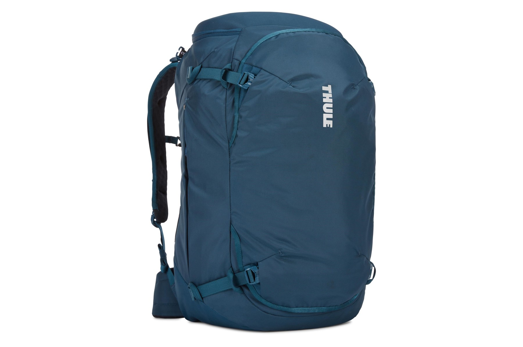 256cdac0da Backpacks · Backpacking and travel backpacks  Thule Landmark 40L Women s.  Thule Landmark 40L Majolica Blue 3203724 iso