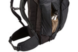 Thule Landmark 70L zippered side pocket