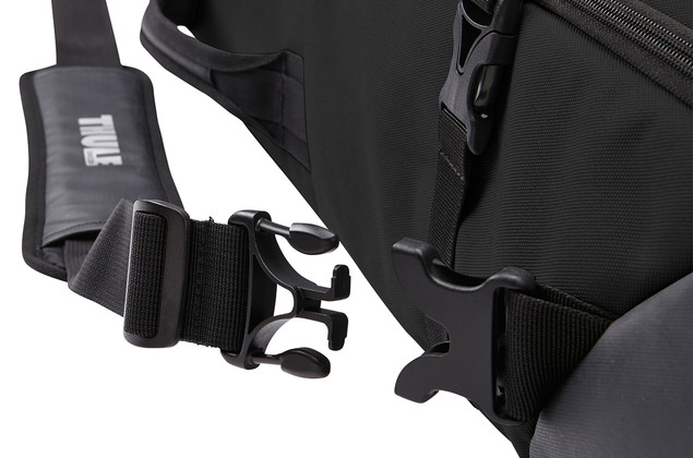 Thule RoundTrip Double Ski Roller removable strap