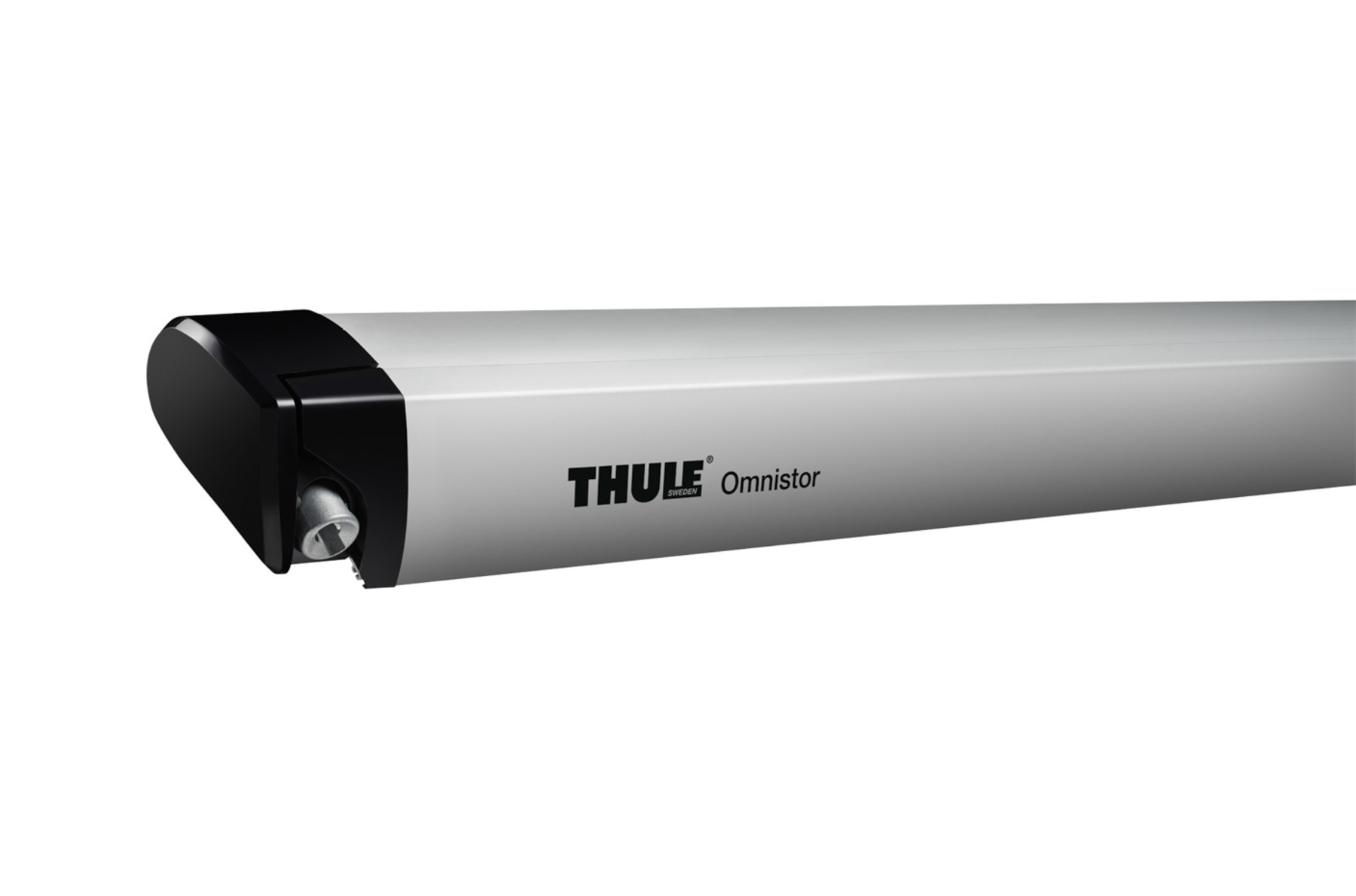 Thule Omnistor 6300 Manual Box Anodised-Black