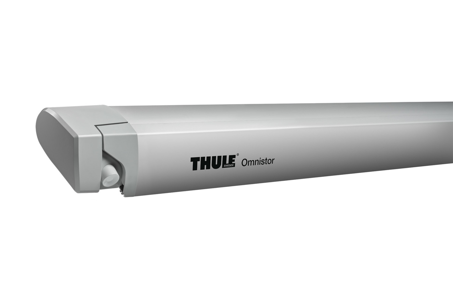 Thule Omnistor 6300 Motorised Box Anodised