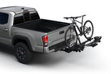 Thule Access 9037 with bikes on car