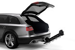 Thule Camber 4 9056 trunk