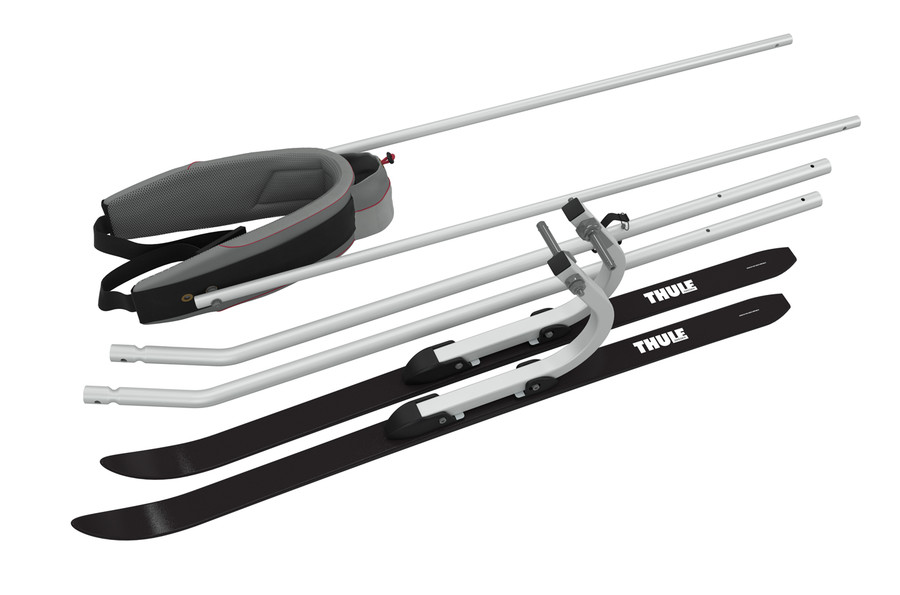Thule Chariot Skiing Kit