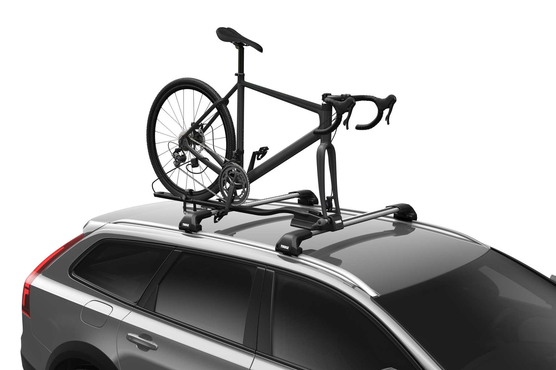 Thule FastRide 564005 on car