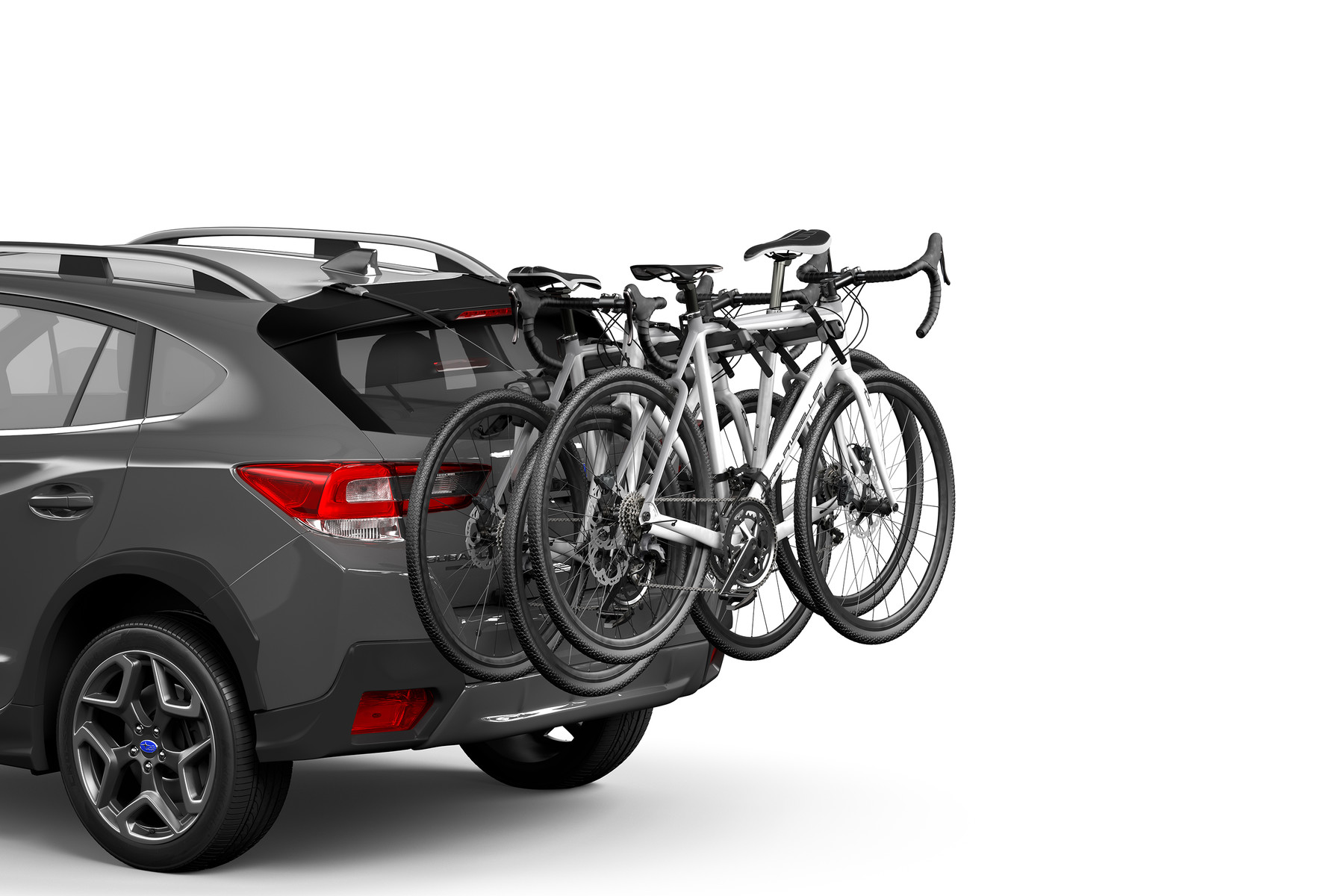 Thule OutWay 3 995001_995005 on car in use
