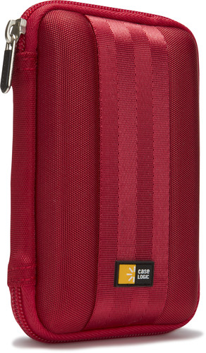 Case Logic Portable Hard Drive Case Red