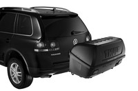 Hitch cargo carrier-Thule Transporter Combi