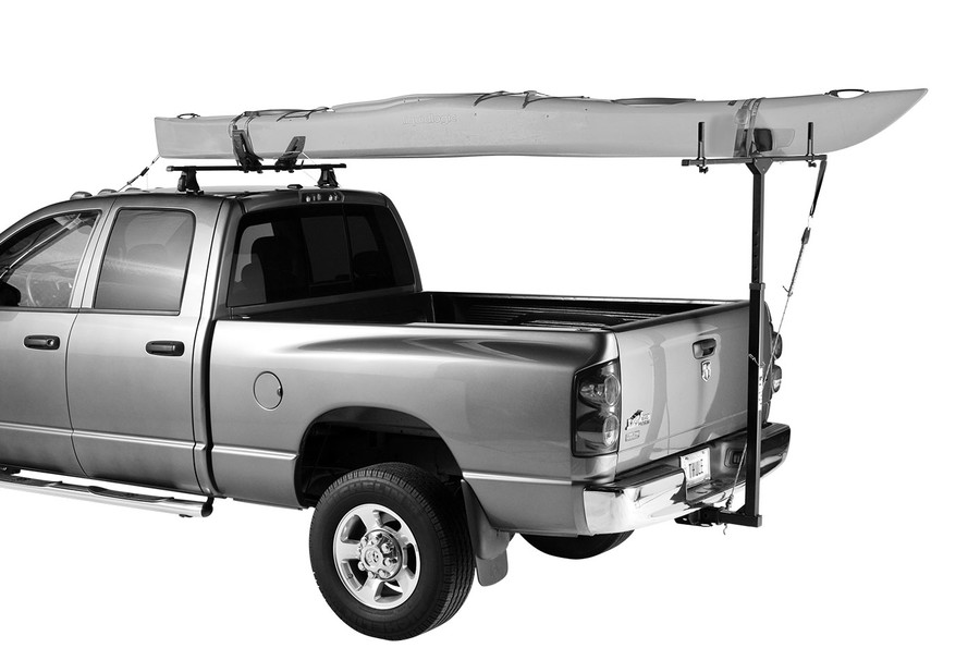 Hitch Mounted Height Adjustable Load Bars