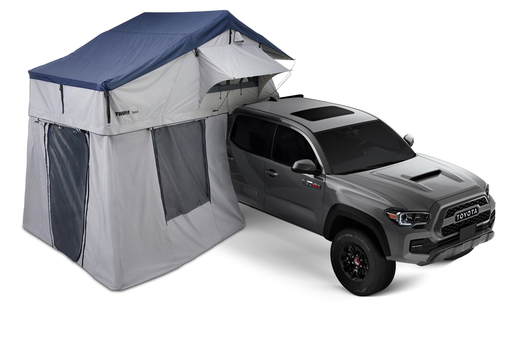 Thule Tepui Autana with annex 901400_901500 Haze Gray