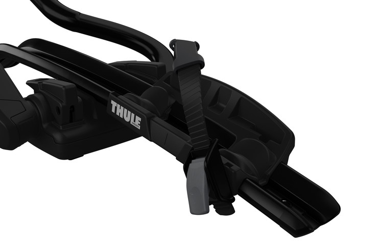 Roof bike rack-Thule ProRide-front