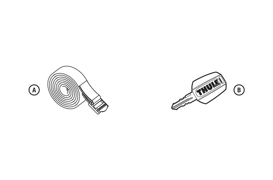 Spare Parts Thule Canada