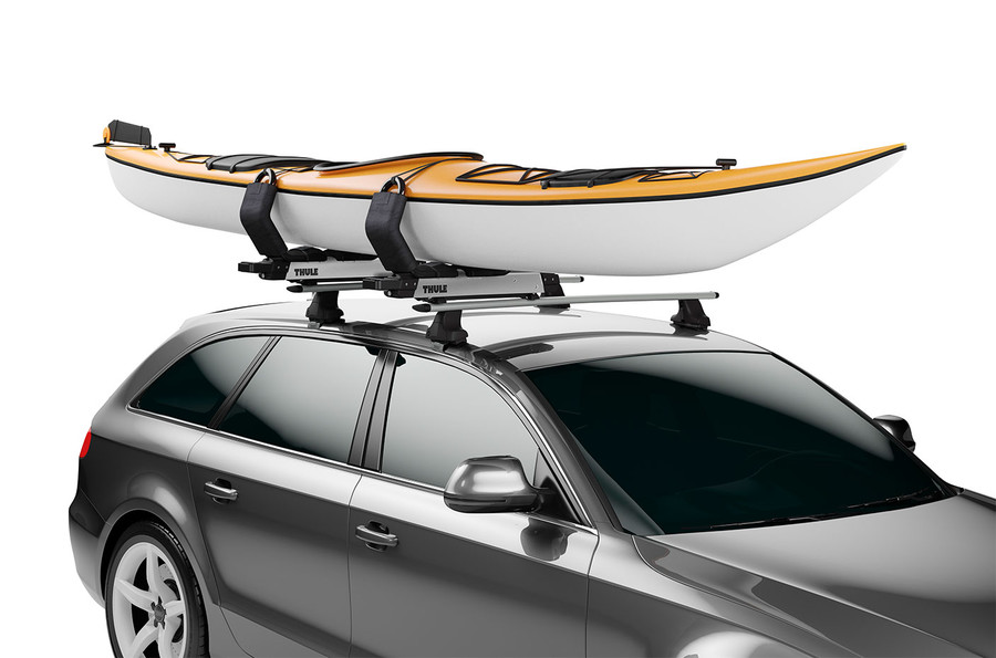 Thule Hullavator Pro 898 On Car