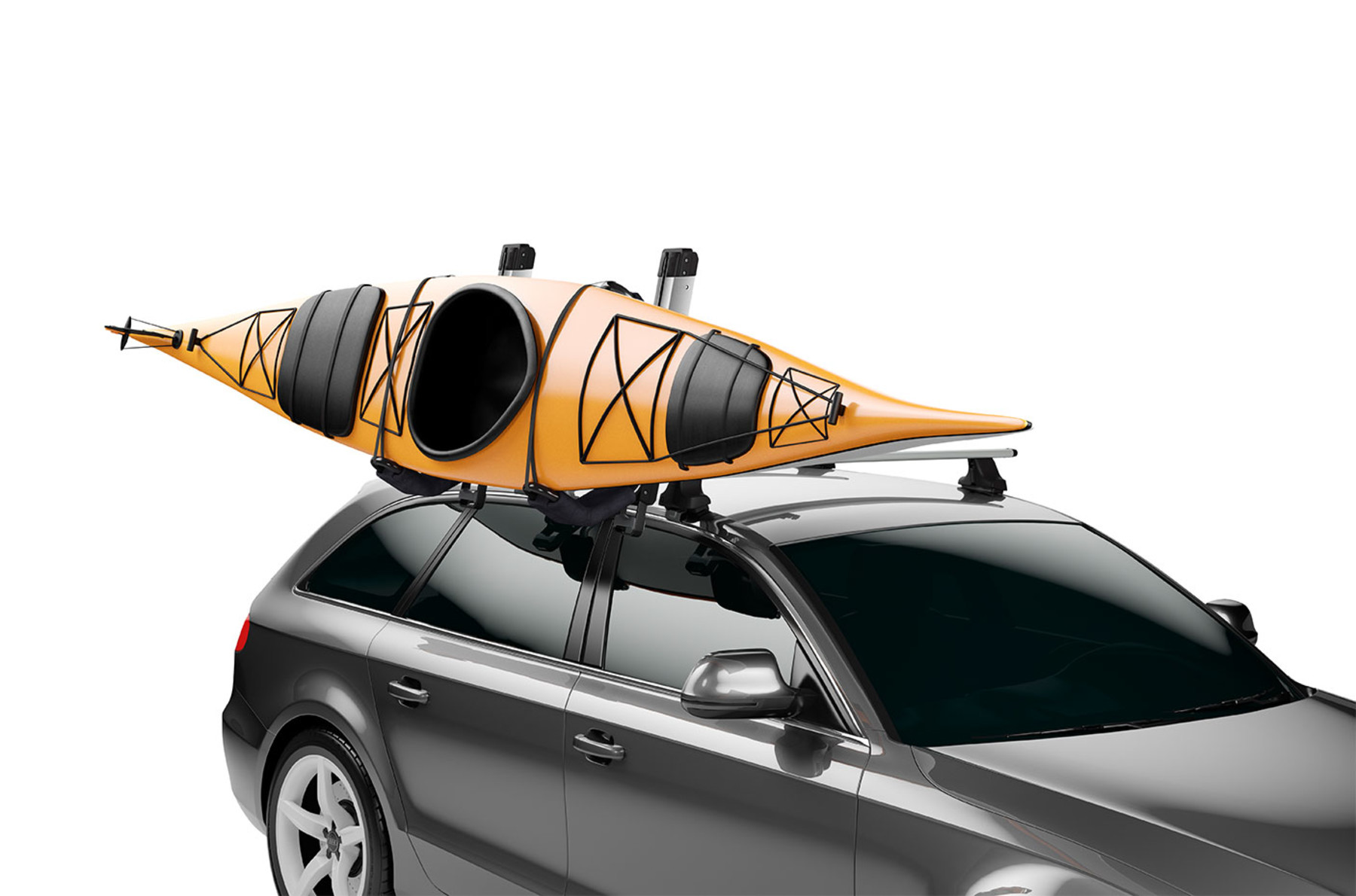 Kayak Roof Carrier >> Thule Hullavator Pro