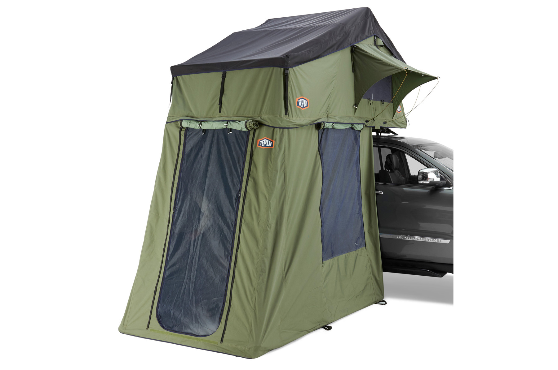 Thule Ruggedized Series Autana 3 Olive Green 01ARGO5 side
