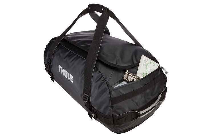Thule_Chasm 90L external pocket