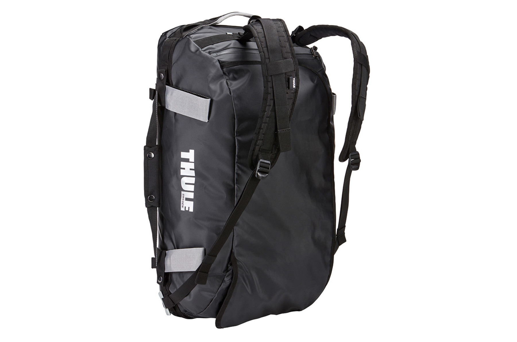 e7f114b557e4 Can be carried in two different ways: as a backpack and as a duffel (all  straps tuck away when not in use)