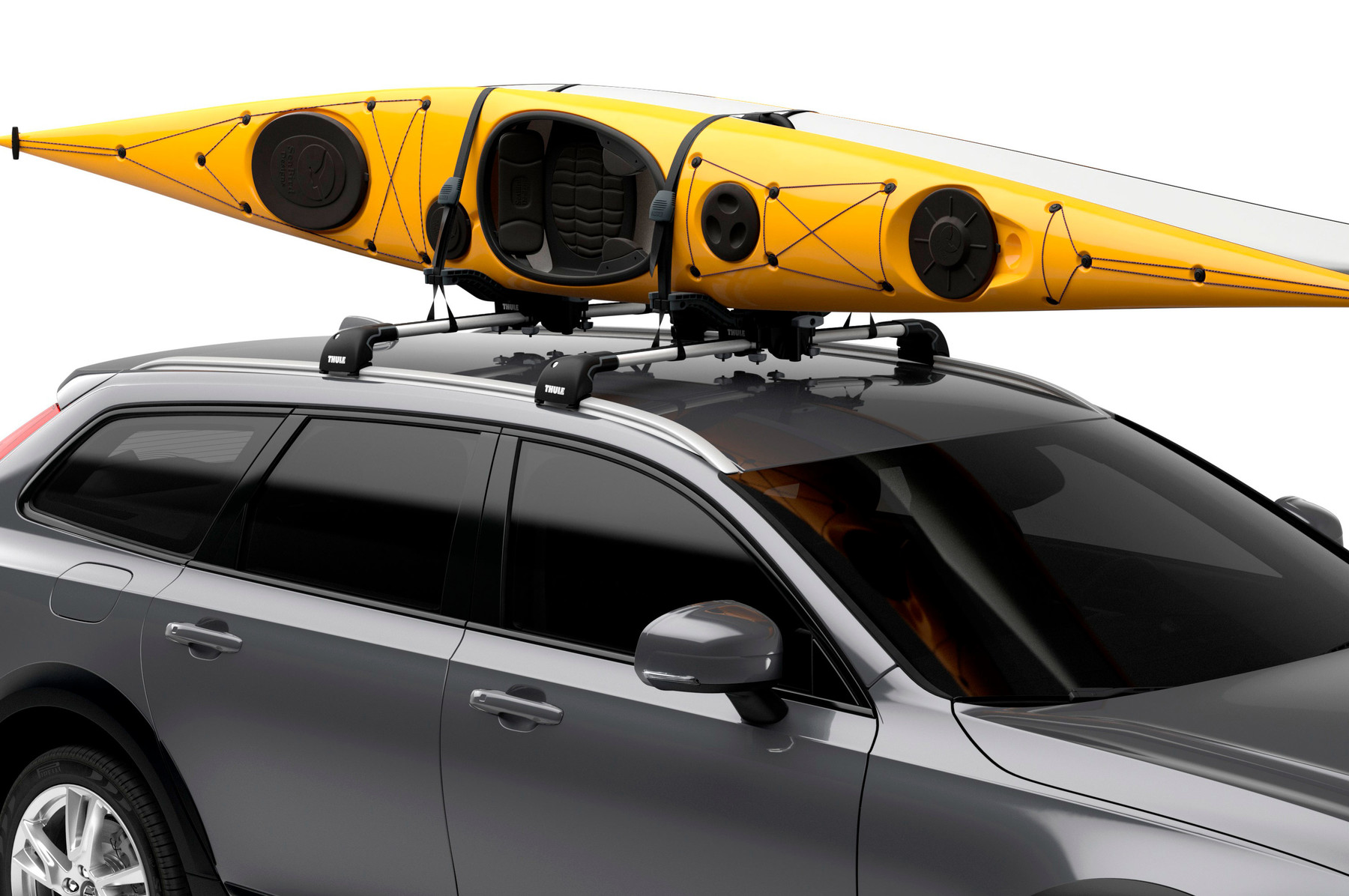 Kayak Roof Rack For Cars >> Thule Compass Thule Usa