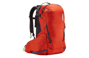 Ski and snowboard backpacks