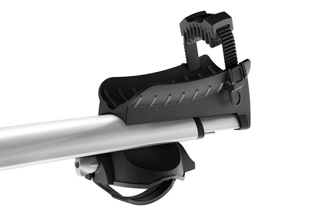 Roof bike rack-Thule Sprint XT-detail