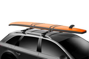 Surf Rack For Car >> Surfboard And Sup Car Racks Thule South Africa