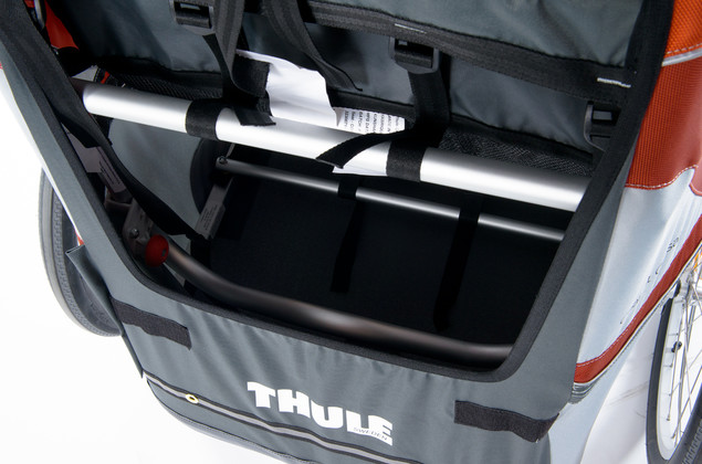 Thule Chariot Corsaire Cargo Space